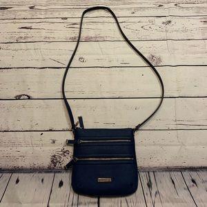 Calvin Klein Navy Blue Crossbody Bag